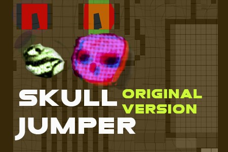 Skull Jumper:  ORIGINAL