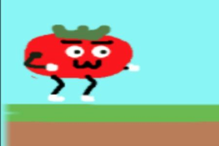 Tomato man